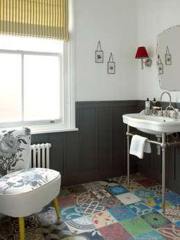 moderne Badezimmer von LEIVARS