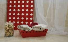 moderne Badezimmer von Gabriella Sala   Home Staging & Relooking Specialist