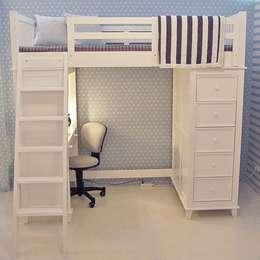 غرفة الأطفال تنفيذ Dannenfelser Kindermöbel GmbH