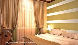 """Villa """"Latoschinka"""" - Wolgograd, Russland: klassische Schlafzimmer von GID│GOLDMANN - INTERIOR - DESIGN"""