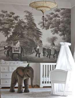 klasieke Kinderkamer door Julia Rafflenbeul Interior Architecture