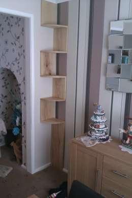 Fabbedfx: rustik tarz tarz Oturma Odası