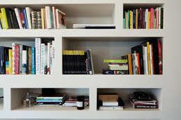 غرفة المعيشة تنفيذ marta novarini architetto