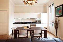 Кухни в . Автор – marta novarini architetto