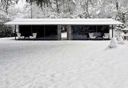 Case in stile in stile Moderno di Ewan Cameron Architects