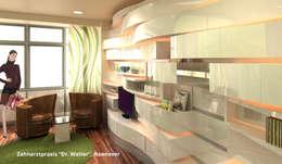 Gezondheidscentra door GID│GOLDMANN - INTERIOR - DESIGN