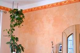 Spachteltechnik: Wände U0026 Boden Von Malek Malerei