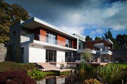 Дома в . Автор – Des Ewing Residential Architects