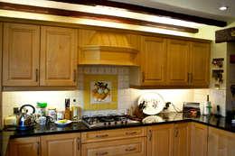 Projekty,  Kuchnia zaprojektowane przez RS Architects
