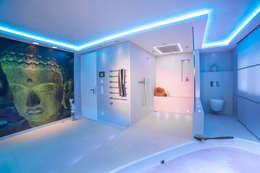 Ванные комнаты в . Автор – Design by Torsten Müller