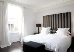 klassische Schlafzimmer von 4D Studio Architects and Interior Designers