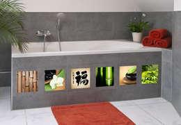 Walls & flooring by K&L Wall Art