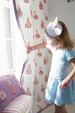 Mädchen Zimmer Tapezieren