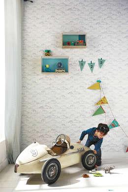 Детские комнаты в . Автор – kinder räume ag