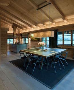 Salle à manger de style de style Rustique par Ardesia Design