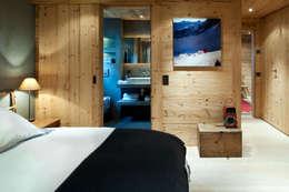 rustic Bedroom by Ardesia Design