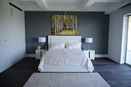 modern Bedroom by Erika Winters® Design