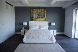 Erika Winters® Design: modern tarz Yatak Odası