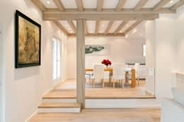Sala da pranzo in stile in stile Rustico di Ardesia Design