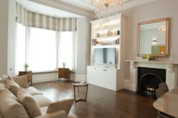 Salon de style de style Classique par Ardesia Design
