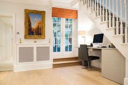 Projekty,  Domowe biuro i gabinet zaprojektowane przez Ardesia Design