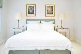 klassische Schlafzimmer von Ardesia Design