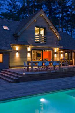moderne Huizen door blackStones