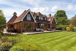 eclectic Houses by Stunning Spaces Ltd
