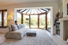 Projekty,  Salon zaprojektowane przez Stunning Spaces Ltd