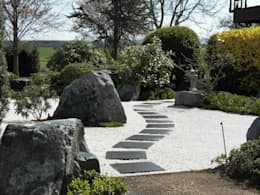 Kokeniwa Japanische Gartengestaltung의  정원