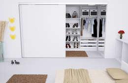 meine möbelmanufaktur GmbH: klasik tarz tarz Yatak Odası