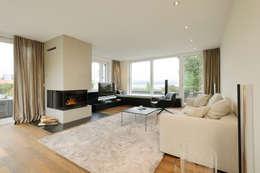 modern Living room by Spaett Architekten GmbH