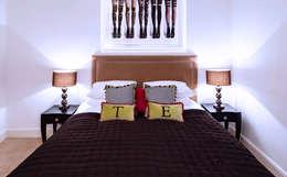 moderne Slaapkamer door FADI CHERRY   design studio