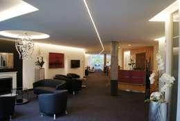 Altenheim am Reppersberg:  Krankenhäuser von Bolz Licht & Design GmbH