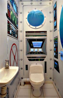 moderne Badezimmer von Atelier Frederic Gracia