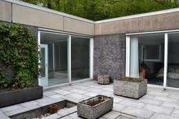 Atrium vorher:   von Home Staging Ulrike Philipp