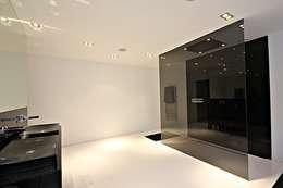 modern Bathroom by Inspire Audio Visual
