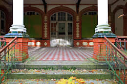 Refugium Beelitz: landhausstil Garten von GRR GmbH