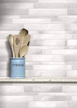 5 Idee per le Piastrelle della Cucina
