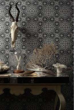Fabrics & Papers:  tarz Duvar & Zemin