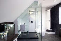 Projekty,  Łazienka zaprojektowane przez Increation
