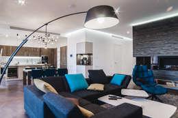 Phòng khách by Kristina Petraitis Design House