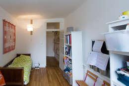 Chambre d'enfant: Chambre d'enfant de style de style eclectique par Christèle BRIER Architechniques