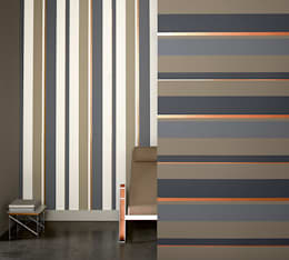 พื้นและกำแพง by Disbar Papeles Pintados