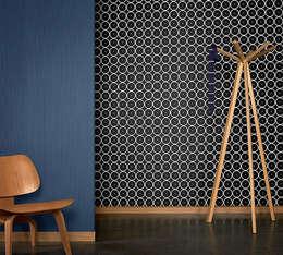 Projekty,  Ściany i podłogi zaprojektowane przez Disbar Papeles Pintados