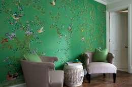 Projekty,   zaprojektowane przez Siobhan Loates Design Ltd