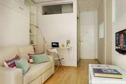 MINBAI: minimal tarz tarz Çalışma Odası