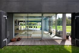 Living room by KWK Promes