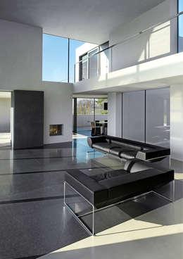: styl , w kategorii Salon zaprojektowany przez KWK Promes