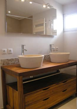 حمام تنفيذ Parisdinterieur